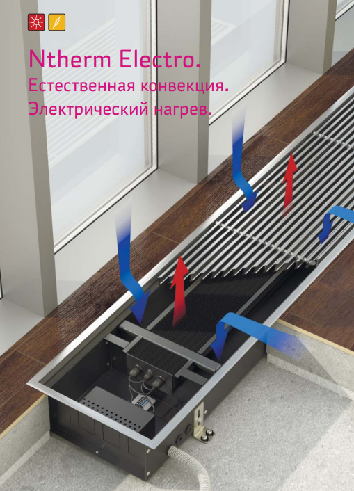 Конвекторы Ntherm Electro