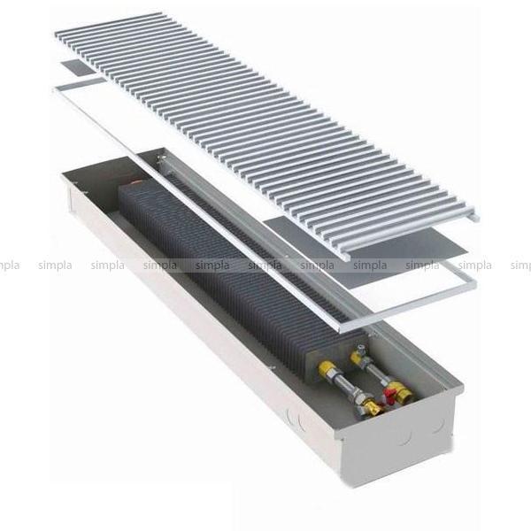 Warmes Haus KWH 200-105-800.00.000 встраиваемый конвектор с естественной регуляцией
