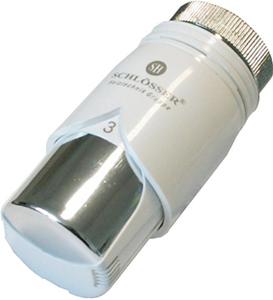 Термостатическая головка Ht Diamant Plus Белый-Хром
