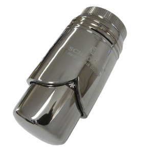 Головка термостатическая BRILLANT Черный Хром M30x1,5 SH