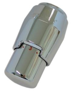 Головка термостатическая Brillant Plus M30x1,5 Хром