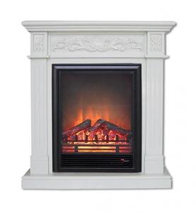 Портал Real Flame Adelaida marble