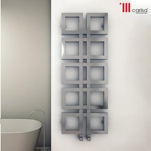 Дизайн-радиатор Carisa KNIGHT 1310x500 мм