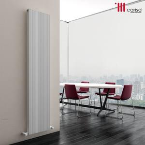 Дизайн-радиатор Carisa MONZA DOUBLE 1800x470 мм