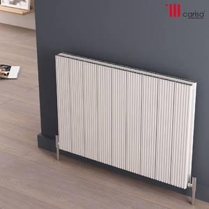 Дизайн-радиатор Carisa MONZA DOUBLE 600x1230 мм