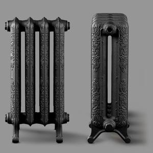 Чугунный радиатор Radion Deco D3 (1 секция)