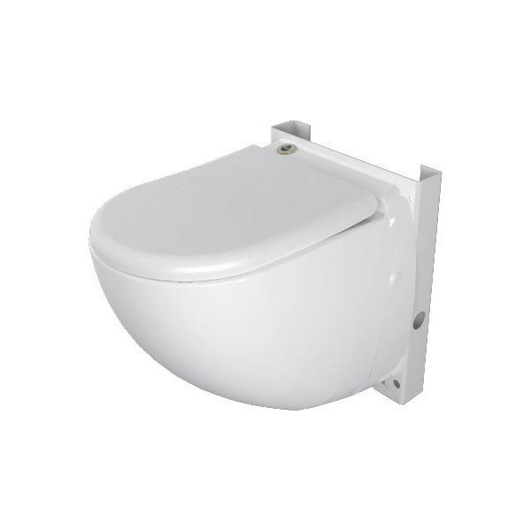 Унитаз подвесной SFA Sanicompact Comfort