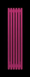 Радиатор стальной трубчатый WH Round  1000 В -10 сек
