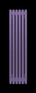 Радиатор стальной трубчатый WH Round  1000 В -9 сек