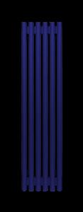 Радиатор стальной трубчатый WH Round  1250 В -9 сек