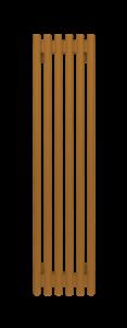 Радиатор стальной трубчатый WH Round  1250 В -13 сек