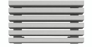 Радиатор стальной профильный WH Steel  550 Г -2 секции