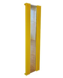 Дизайн радиатор КЗТО Зеркало С1-1500-0-4